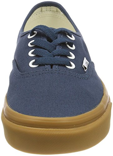 Vans Unisex-Erwachsene Authentic Laufschuhe Blau (Blue Reflecting Pond/gum Q6o)