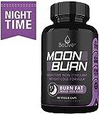 MoonBurn Fat Burner Weight Loss Pills for Women and...
