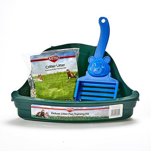 Kaytee Deluxe Critter Litter Training Kit