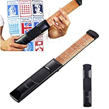 Beginner Portable Pocket Mini Guitar Practice Tool Gadget 6 Fret Strings Learning Tools Musical Instruments