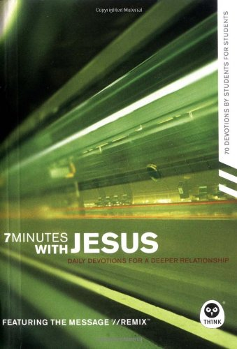 7 Minutes with Jesus: Daily Devotions for a Deeper Relationship ebook
