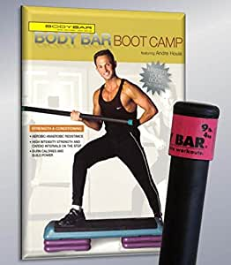 9 lbs body bar with boot camp dvd sports outdoors. Black Bedroom Furniture Sets. Home Design Ideas