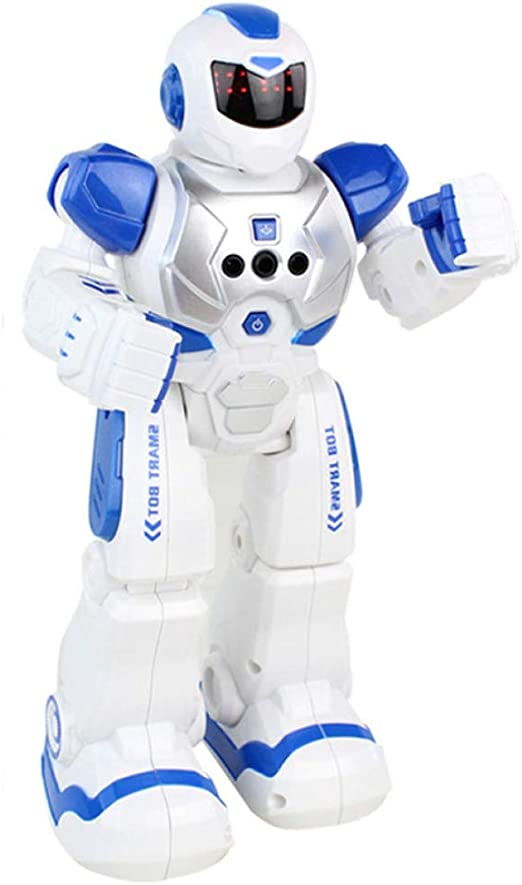 ZDY RC Inteligente Juguete Robot,LED Programable Caminar ...