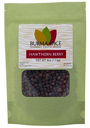 - Hawthorn Berry : Dried Natural Spice Loose Leaf Herbal Tea : Kosher Certified (4oz.)