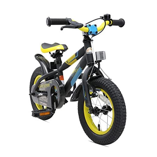 418195dc6c2a1 élégant Bikestar Vélo Enfant pour Garcons et Filles DE 3-4 Ans ☆ Bicyclette  Enfant