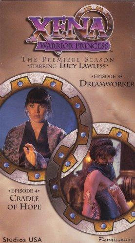 Xena Warrior Princess, The Premiere Season - Episode 3: Dreamworker/Episode 4: Cradle of Hope