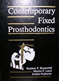 Contemporary Fixed Prosthodontics, Rosenstiel, Stephen F. and Land, Martin F., 0801641721