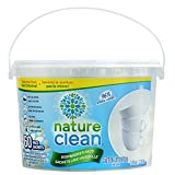 Nature Clean Automatic Dishwasher Pacs, 60 Count