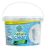 Best Cascade Dishwasher Soaps - Nature Clean Automatic Dishwasher Packs, 60 Count Review