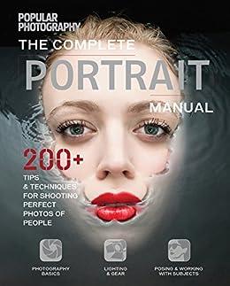 Complete Portrait Manual Techniques Photography ebook product image