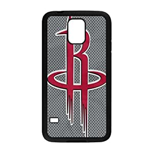 Houston Rockets NBA Black Phone Case for Samsung Galaxy S5 Case