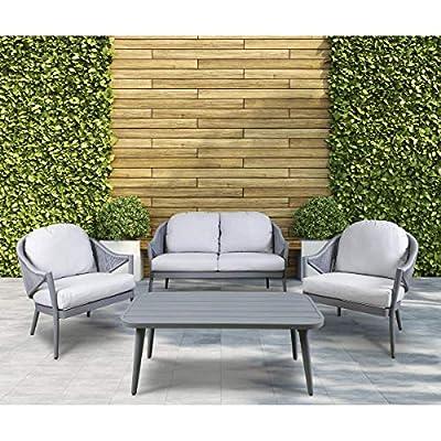 Dellonda-Echo-4-Piece-Aluminium-Outdoor-Sofa-Set