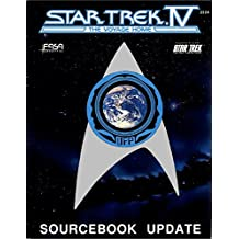 Star Trek IV - The Voyage Home: Sourcebook Update (Star Trek RPG)