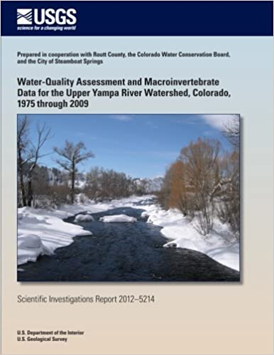Water-Quality Assessment and Macroinvertebrate Data for the