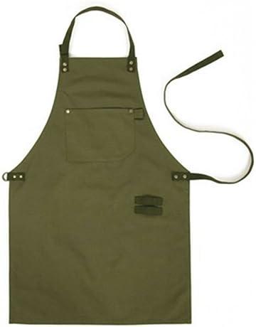 Delantal Hense de Amy Green para soldadores, para cocina, jardín, cerámica, manualidades