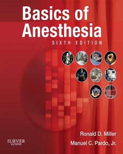 Basics of Anesthesia (Expert Consult Title: Online + Print) Pdf
