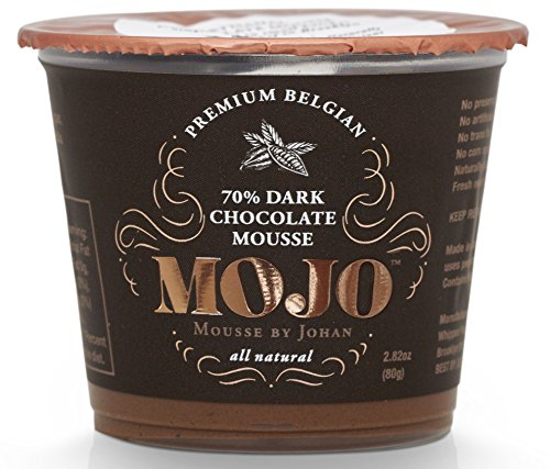 MOJO Belgian Chocolate Mousse Dark 6 Pack