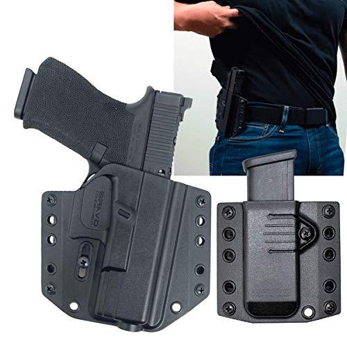 Bravo Concealment: Glock 19 23 32 BCA Gun Holster