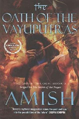 book cover of The Oath of the Vayuputras