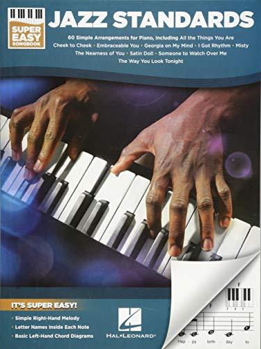 Songbook Standards - Jazz Standards - Super Easy Songbook