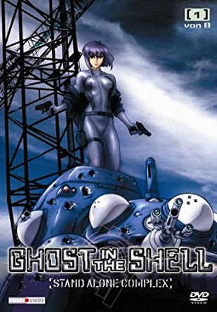 Ghost in the Shell - Stand Alone Complex, Vol. 01 Alemania DVD: Amazon.es: Mary Claypool, Junichi Fujisaku, Kenji Kamiyama, Mary Claypool, Junichi Fujisaku: Cine y Series TV