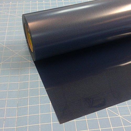 [해외]Siser Easyweed Navy 열전 사 비닐 롤에 15 x 3 '아이언/Siser Easyweed Navy 15  x 3` Iron on Heat Transfer Vinyl Roll