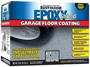 Rust-Oleum 203005 Garage Floor Kit, Gray