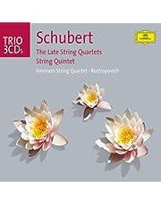 Die Spten Streichquartette/Streichquintett