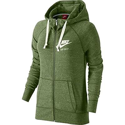 Nike Women's Gym Vintage Full Zip Hoodie