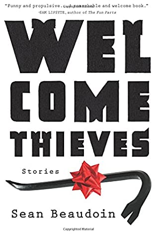 book cover of Welcome Thieves