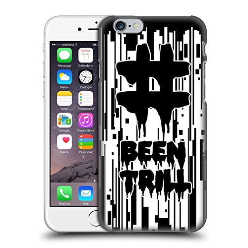 Official Been Trill Pixel Drip Glitch Hard Back Case for Apple iPhone 6 / 6s