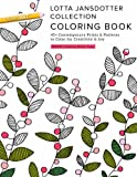 img - for Lotta Jansdotter Collection Coloring Book: 45+ Contemporary Prints & Patterns to Color for Creativity & Joy book / textbook / text book