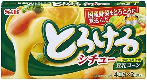160gX10 or S & B Fascinated stew soy milk tailoring corn by Stew-Hayashiruu
