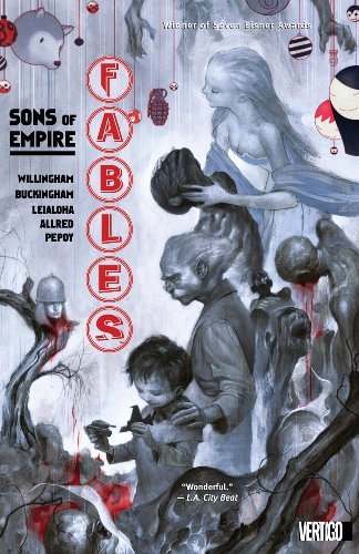 Fables vol 9 sons of empire fables graphic novels ebook bill fables vol 9 sons of empire fables graphic novels ebook bill willingham mark buckingham amazon loja kindle fandeluxe Images