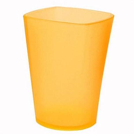 SUxian - Vaso Cuadrado para Cepillo de Dientes (1 Unidad), diseño de Familia