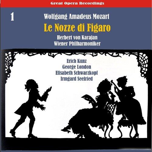 (Mozart: Le nozze di Figaro [The Marriage of Figaro] (1950), Volume 1)