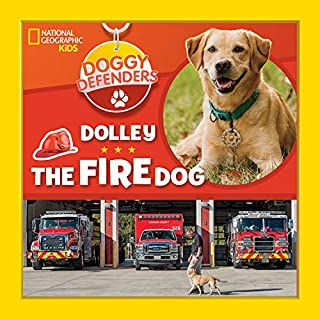 Book Cover: Doggy Defenders: Dolley the Fire Dog