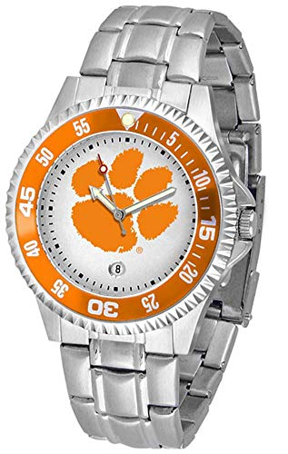 Clemson Tigers Competitor Watch with a Metal -