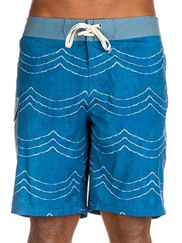 New Reef Men's Futures Boardshort Polyester Elastane Blue