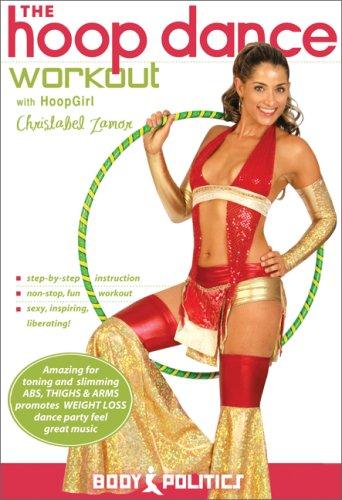 The Hoopdance Workout with the HoopGirl, Christabel Zamor: Hoop dance how-to, Hoop dancing fitness class ()