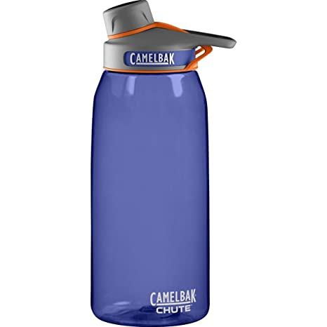 Camelbak Products Chute Water Bottle, Marine Blue, 1-Liter