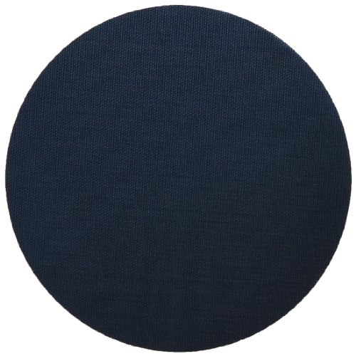 Dark Blue Wipeable Charger-Center Round Placemat