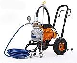 220V High Pressure Airless Latex Paint Machine Paint Sprayer Spraying Machine Electrical Painting Tools Machine 18L 4000W