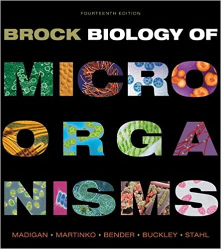 Brock Biology Of Microorganisms 14th Edition Michael T