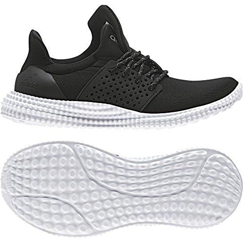 Atletica Femminile Adidas 24/7 W, Nero / Bianco, 9,5 Us