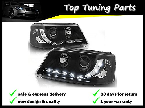 NEW HEADLIGHTS SET PROJECTOR LPVW24 VW T5 2003 2004 for sale  Delivered anywhere in USA