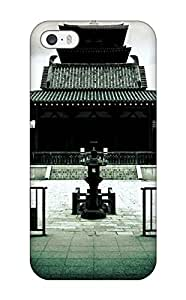 Iphone Case - Tpu Case Protective For Iphone 5/5s- Japanese Architecture