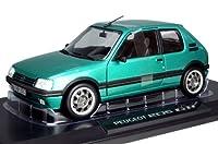 1/18 プジョー205 GTI グリフ 1990 グリーン 184850の商品画像
