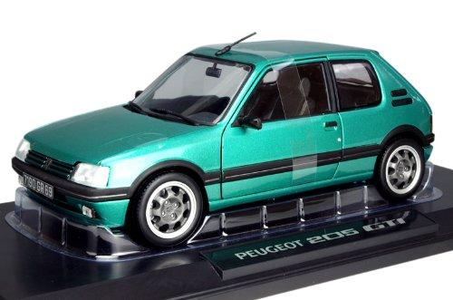 1/18 プジョー205 GTI グリフ 1990 グリーン 184850