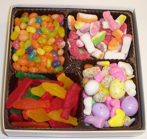 Scott's Cakes Large 4-Pack Deluxe Easter Mix, Spring Mix Jel